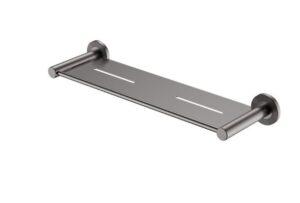 Axle 900mm Double Towel Rail, Gun Metal83108GM - image 83107GM-300x203 on https://portellihomecentre.com.au