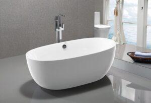 Evie Freestanding Bath 1700MM - image SIMONE-1300-300x204 on https://portellihomecentre.com.au